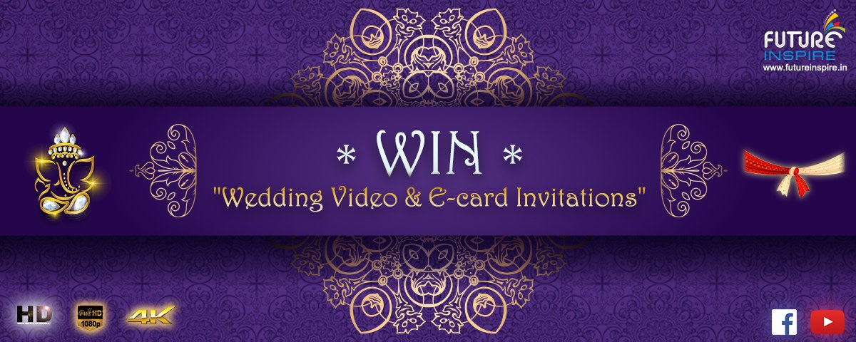 WIN - Wedding Video & E-card Invitations